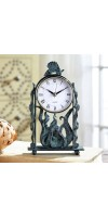 Table Clock - # 51019 Octopus
