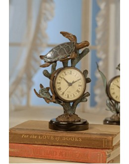 Table Clock - #33020 Turtle