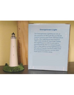 Lighthouse Miniature - Limited Edition - Georgetown, SC
