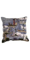 Pillow - Lighthouses of North Carolina
