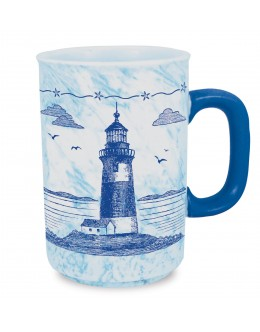 Lighthouse Drinking Mug