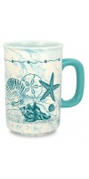 Sea Shells Drinking Mug