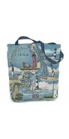 Tote Bag - Lighthouses Of North Carolina