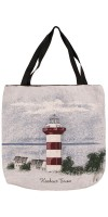 Tote Bag - Harbour Town Lighthouse