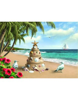 Cards - Holiday in Paradise - 52331