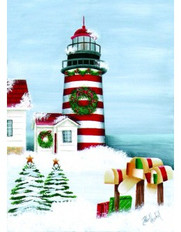 Cards - West Quoddy Holiday - 52341
