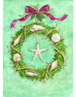 Cards - Beach Wreath - 52548