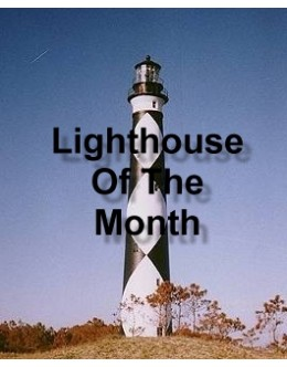 Lighthouse Of The Month