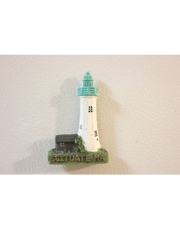 048M Scituate, MA - Lighthouse Magnet