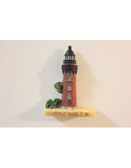 121M Little Sable, MI - Lighthouse Magnet