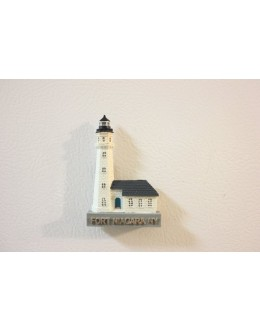 264M Fort Niagara, NY - Lighthouse Magnet