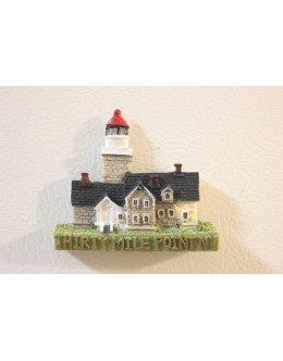 176M Thirty Mile Point, NY - Lighthouse Magnet