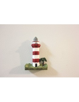 070M Hilton Head, SC - Lighthouse Magnet