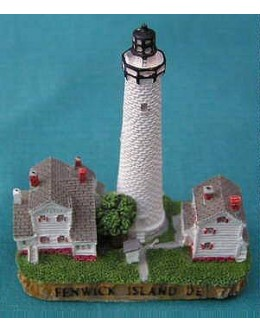 SC082 - Fenwick Island, DE - Lighthouse