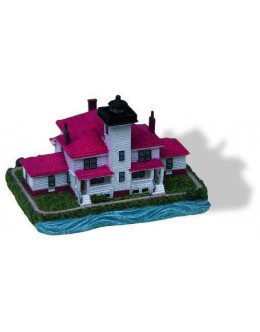 SC287 - Raspberry Island, Wi Lighthouse - Limited