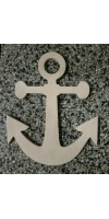 "7"" Wooden Anchor"