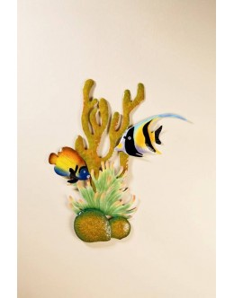 Tropical Fish - Wall Decor