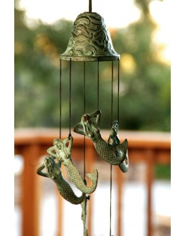 Mermaid Wind Chimes -  #30507